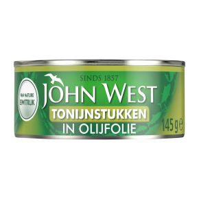 John West Tonijnstukken in olijfolie product photo
