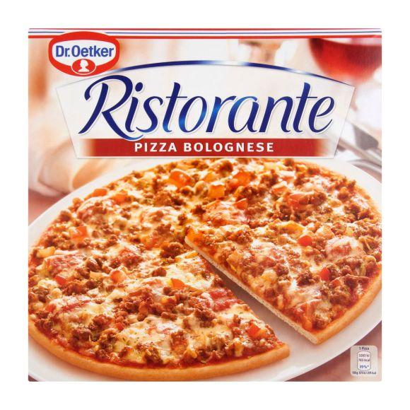Dr. Oetker Pizza Ristorante Bolognese product photo