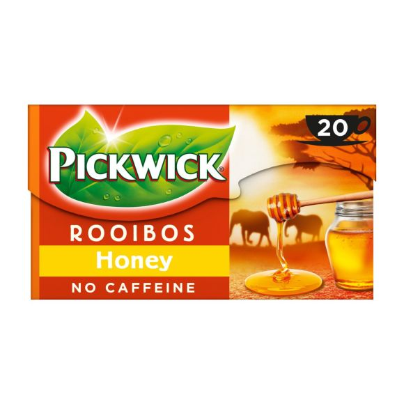 Pickwick Honing rooibos thee product photo