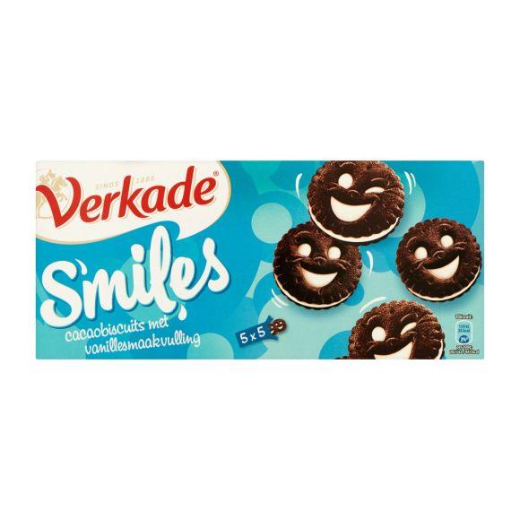 Verkade Smileys 5 x 5 Stuks product photo