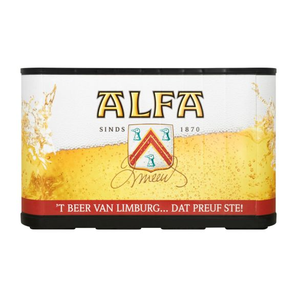 Alfa Edel Pils krat 24 x 30 cl product photo