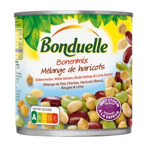 Bonduelle groenteconserven Bonenmix 310g blik product photo
