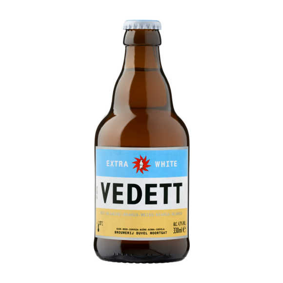 Vedett Extra white witbier product photo