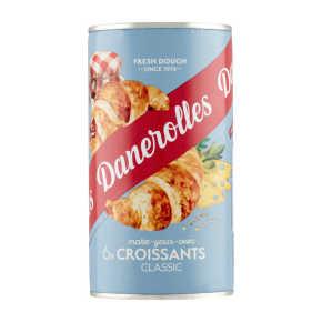 Danerolles Croissants classic 6 stuks product photo