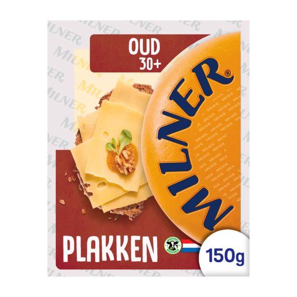 Milner Oude 30+ kaas gesneden product photo