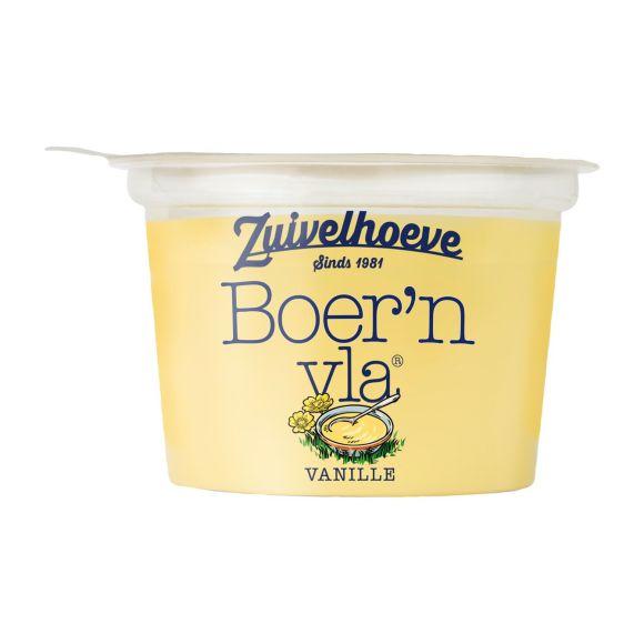 Boer'n vla® vanille 200 gram product photo