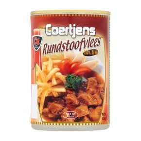 Coertjens stoofvlees rund product photo
