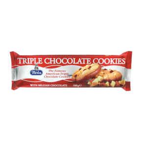 Merba Cookies triple chocolate product photo