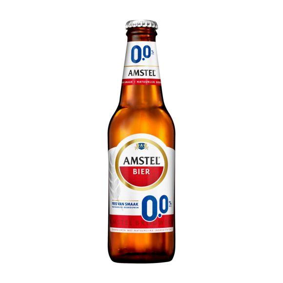 Amstel 0.0% bier fles product photo