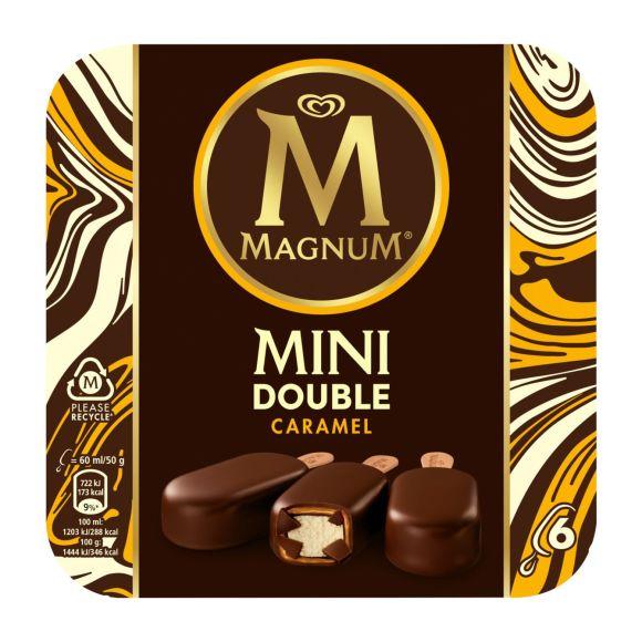 Magnum Mini Double Caramel product photo