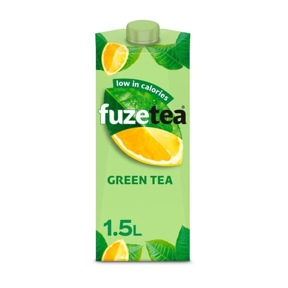 Fuze tea Green tea product photo