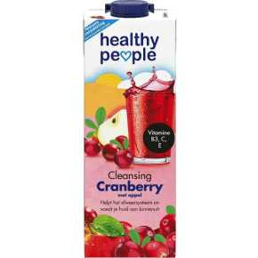Healthy People Cranberrysap product photo
