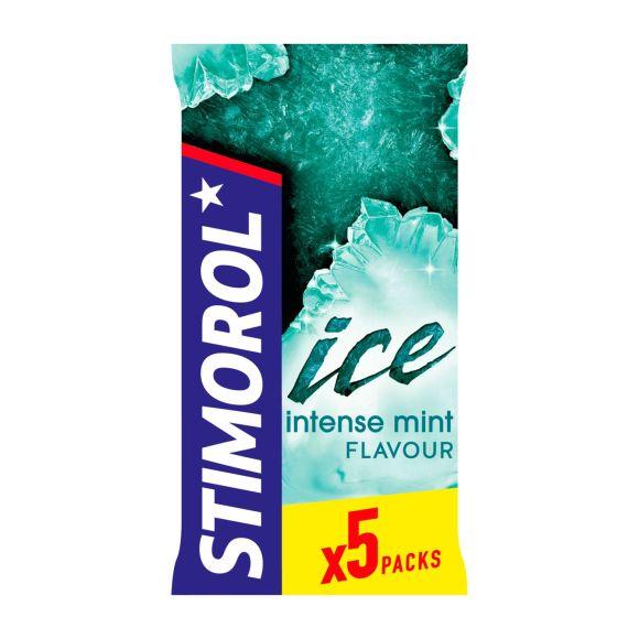 Stimorol Ice Kauwgom intense mint suikervrij 5-pack product photo