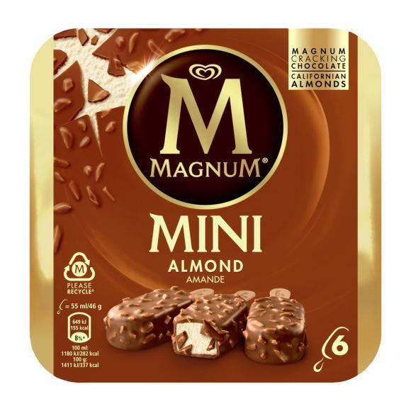 Magnum Almond mini ijs product photo