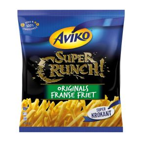 Aviko Supercrunch originals franse friet product photo