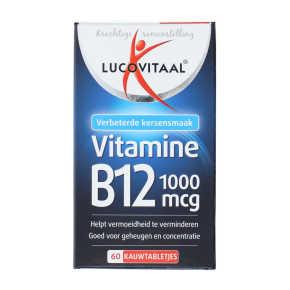 Lucovitaal Vitamine B12 product photo