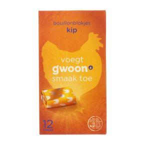 g'woon Bouillonblokjes kip product photo