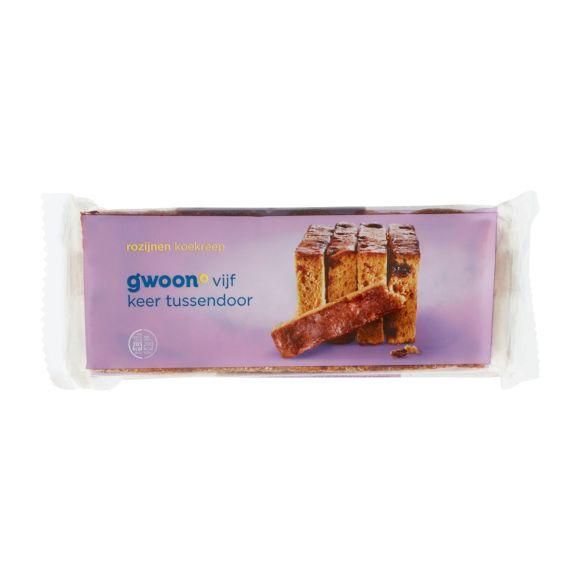 g'woon Ontbijtkoekrepen rozijn product photo