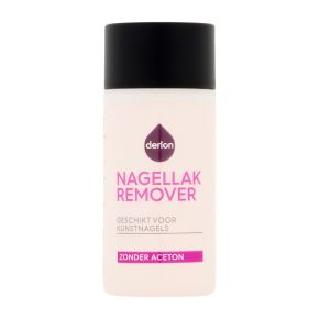 Derlon Nagellakremover zonder aceton product photo