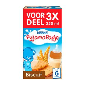 Nestlé Pyjamapapje biscuit product photo