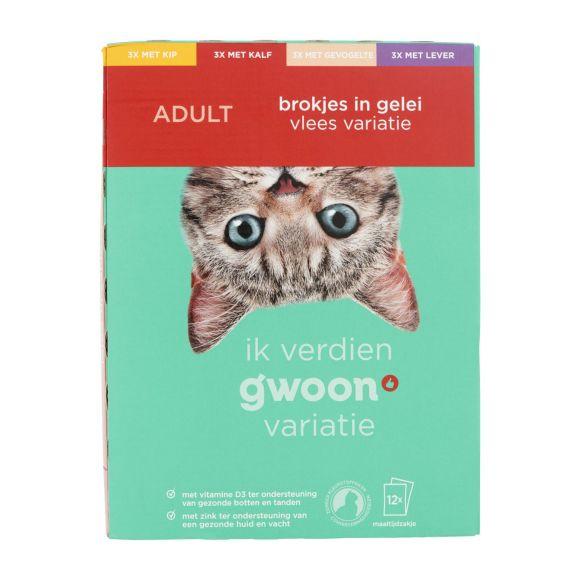 g'woon Variatie vlees adult product photo