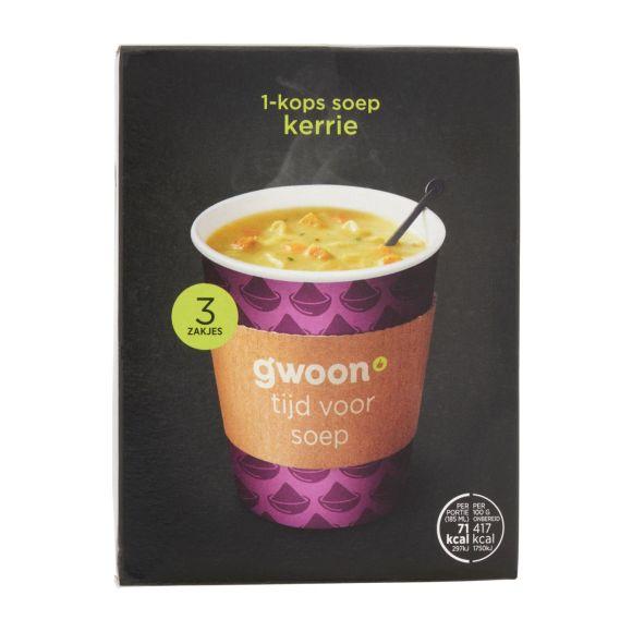 g'woon Kerriesoep product photo