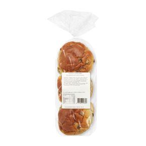 Coop Broodje met rozijnen en krenten product photo