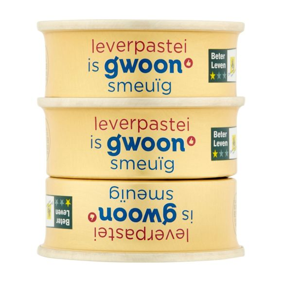 g'woon Leverpastei product photo