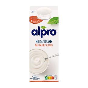 Alpro Soja Mild & Creamy light product photo