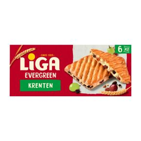 Liga Evergreen krenten product photo