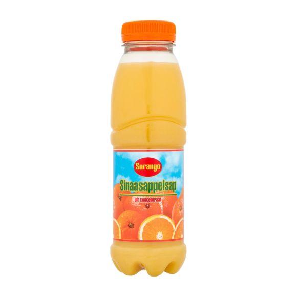 Surango Sinaasappels flesje 330 ml product photo