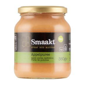Smaakt Appelpuree 370 Ml Bio product photo