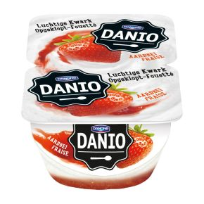 Danio Luchtige Kwark Aardbei product photo