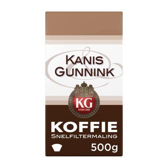 Kanis & Gunnink Regular filterkoffie product photo