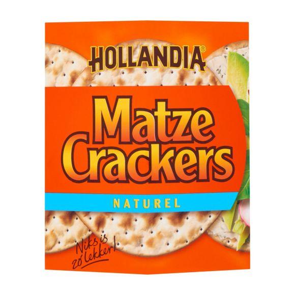 Hollandia Matzecrackers naturel product photo