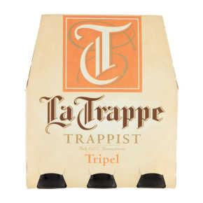 La Trappe Tripel trappistenbier fles 6 x 30 cl product photo