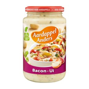Campbell Aardappel anders bacon ui product photo