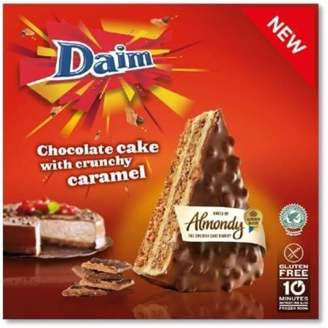 daim taart Almondy Tarta Daim glutenvrij 400 gr. online bestellen? | Coop.nl daim taart