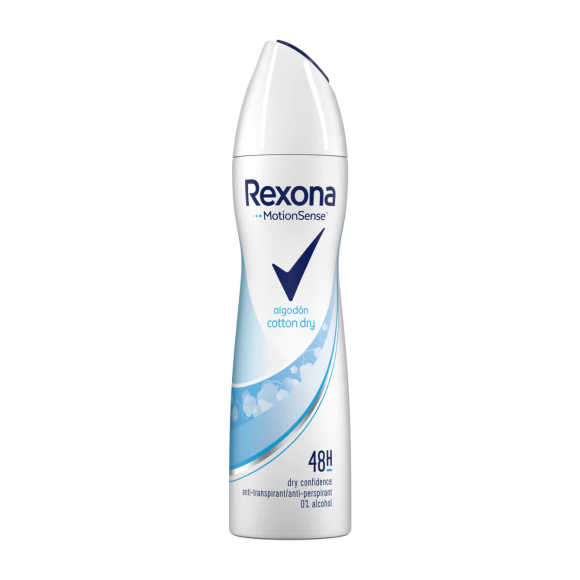 Rexona Women Anti-transpirant Spray Cotton Dry product photo