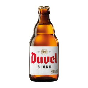 Duvel Blond Speciaalbier fles product photo