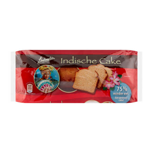 Lindemulder Indische cake product photo