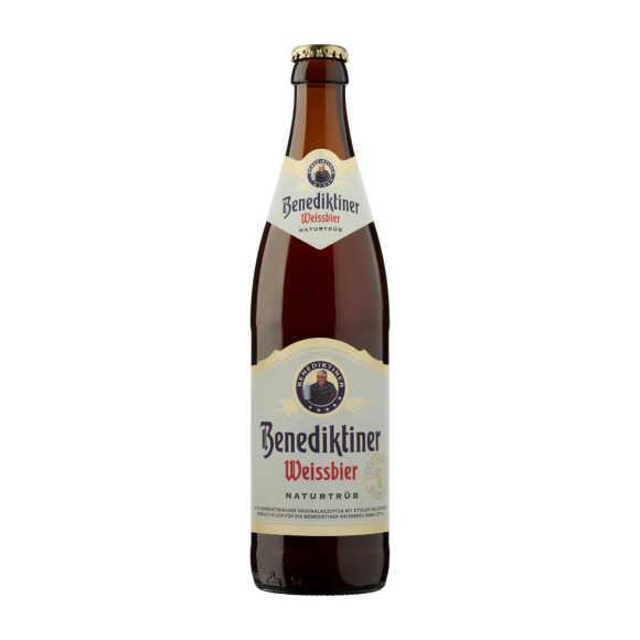 Benediktiner Weissbier fles product photo