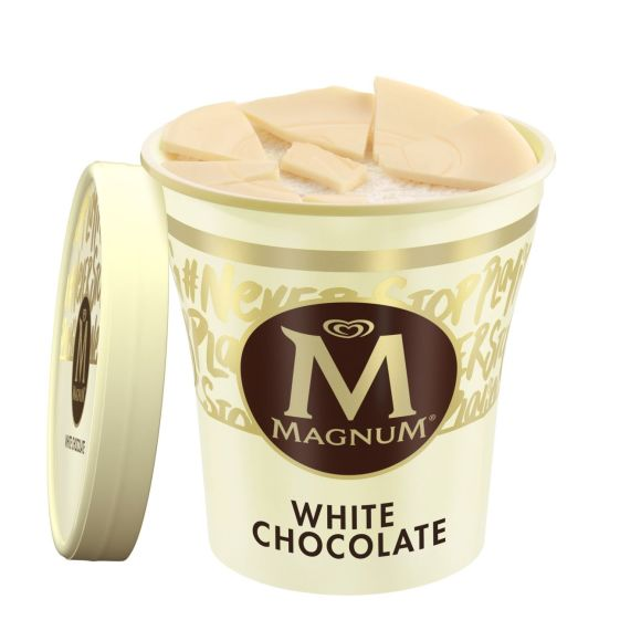 Magnum Pint white product photo