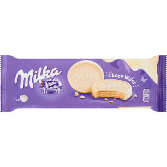 Milka Chocowafer Wit product photo