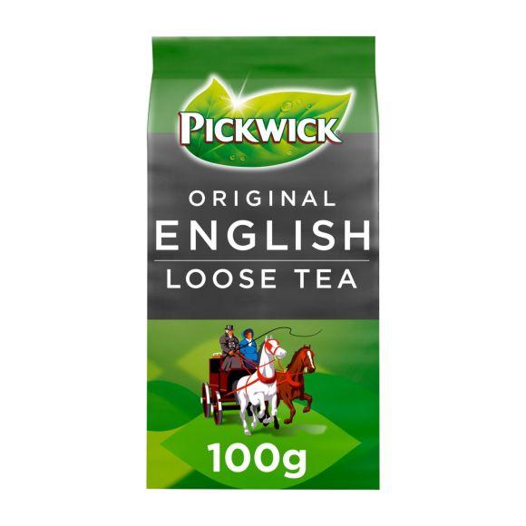 Pickwick English leaf tea losse zwarte thee product photo