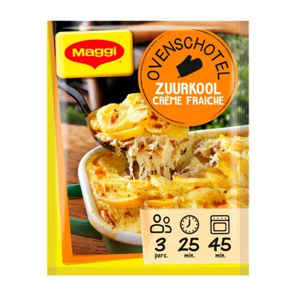 Maggi Ovenschotel zuurkool crème fraîche product photo