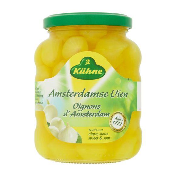 Kühne Amsterdamse uien product photo