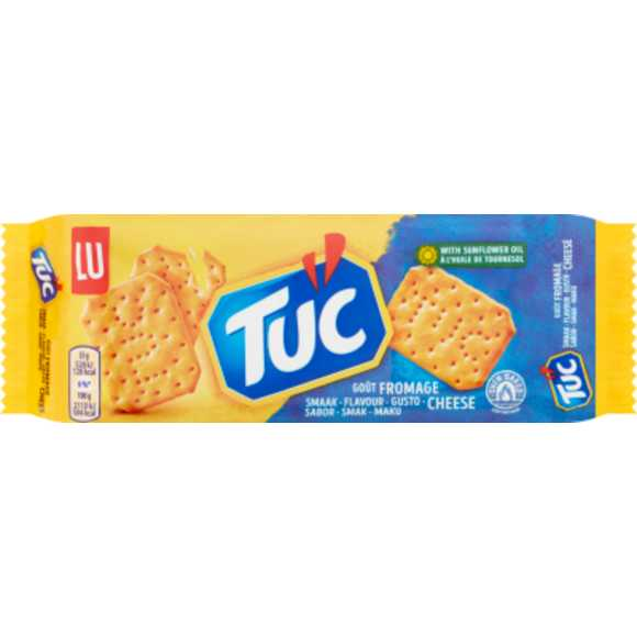 TUC Crackers cheese smaak product photo