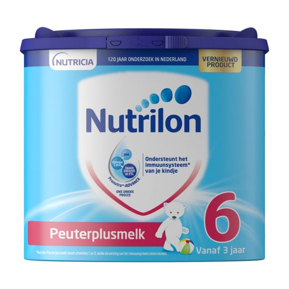 Nutrilon 6 Peuter Plus Groeimelk poeder product photo