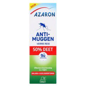 Azaron Anti muggen 50% DEET spray product photo